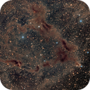 LBN468 - dust and Herbig-Haro objects in Cepheus,                                Rick Stevenson