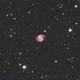 M40 - The Bow Tie Nebula,                                Jim Tallman