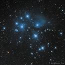 M45 Pleiades,                                Alexander Voigt