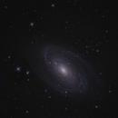 M81 Bode's Galaxy,                                Aaron
