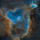 Heart Nebula,                                Stan Noble