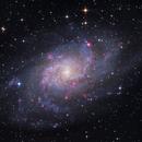 M33,                                avolight