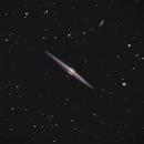 NGC 4565, The Needle Galaxy,                                Bob Rucker