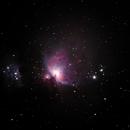 Messier 42,                                Amit Kumar