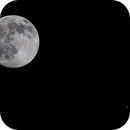 Moon and Saturn,                                Nunzio Micale