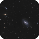 NGC 4725 - Spiral Galaxy in Coma Berenices,                                Falk Schiel