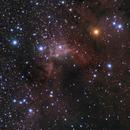 Caldwell 9 - Cave Nebula,                                Tim