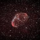 Crescent Nebula,                                DonDon