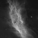 100Mpx mosaic - NGC 1499 - California Nebula,                                Kobrastro