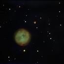 M97 Owl Nebula with ASI120MM Peltier Mod,                                robbeh