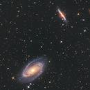 M81 and M82,                                Alessandro Iannacci