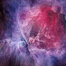 M42 - Orion Nebula HaGB-Infrared,                                Oliver Czernetz