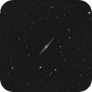 NGC4565 - Near (920mm) and Wide (200mm),                                Astro-Wene