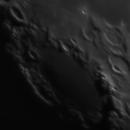 Cavalerius - Hevelius - Grimaldi craters,                                Euripides