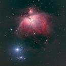 Orion Nebula M42,                                Joerg Meier