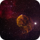 The Jellyfish Nebula,                                kd4pbs