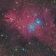 NGC 2264, Cone Nebula, Fox Fur Nebula,                                AstroGearTH