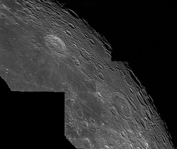 Petavius  & Langrenus crateres - 2020/08/04,                                Olivier Ravayrol