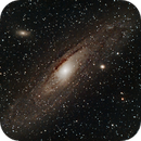 M31 - Andromeda Galaxy,                                Jordan Lowry