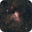 Messier 17,                                Petar_Babic