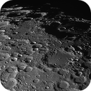 Sunrise above Tycho,  Clavius and Moretus,                                Riedl Rudolf