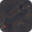 Cygnus Wide Field HaRGB,                                msmythers