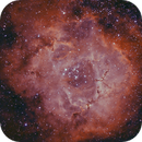 DSLR Narrowband Bicolor NGC2244,                                Arno Rottal