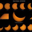 Solar Eclipse - 2015/03/20,                                Adriano Valvasori