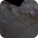Panorama  Musca - Carina - Centaurus,                                Astro-Wene