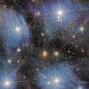 A Portion of M45,                                Scott