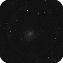 M101 with internal reflection :(,                                T3rza Cr0ma