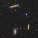 Leo Triplet Galaxies,                                Toshiya Arai