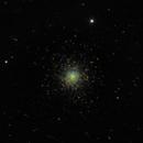 M15 - 20201109 - Celestron C6 at F4.6,                                altazastro