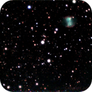 M27 Dumbell Nebula,                                Julien Potier