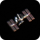 ISS (Dslr photo),                                Gianluca Belgrado