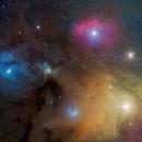 Ophiuchi Cloud Complex 2020,                                Yu-Peng Chan