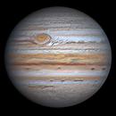 Jupiter with GRS,                                周志伟