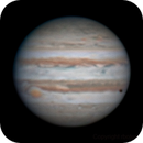 Jupiter 2 February 2014 - 2334UT - L(IR)RGB,                                Roberto Botero