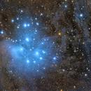 M45 Pleiades Open Cluster,                                Sung-Joon Park