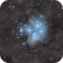 M 45 (Dusty) Pleiades,                                Jan Eliasek