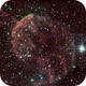 The Jellyfish Nebula @ 800 mm,                                Vencislav Krumov