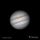 First Jupiter 2018,                                Damien Cannane