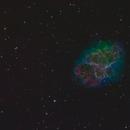 Messier 1 - Crab Nebula,                                starlord