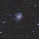 M101 LHaRGB,                                wowa