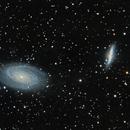 M81&M82,                                Ray Blais