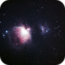 M42 - Orionnebel (Crop),                                Dave