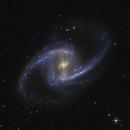 NGC1365 [ESO WFI] [HST],                                Roberto Colombari