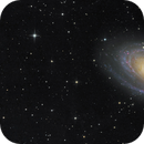 M81 - M82 -  two panel Mosaic,                                Thomas Richter