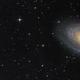 M81 - M82 -  two panel Mosaic,                                Thomas Richter