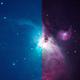 Correcting Astronomik CLS color shift,                                Jesús Piñeiro V.